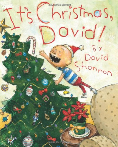 It's Christmas, David! por David Shannon