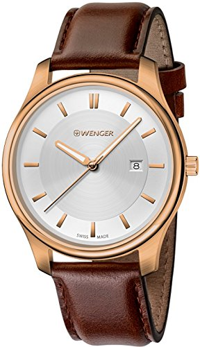 WENGER CITY CLASSIC relojes hombre 01.1441.107
