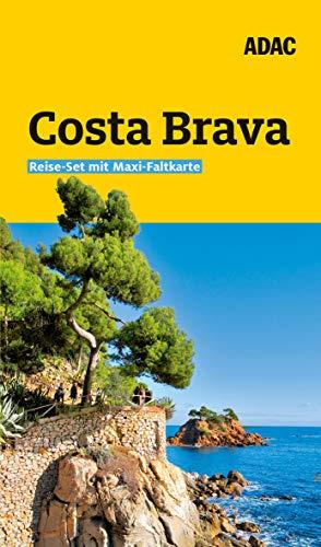 ADAC Reiseführer plus Costa Brava: mit Maxi-Faltkarte zum Herausnehmen