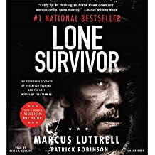 [(Lone Survivor: The Incredible True Story of Navy SEALs Under Siege )] [Author: Marcus Luttrell] [Jan-2014]