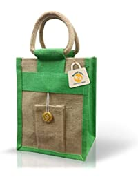 HandCraft Jute Handbag, 100% High Quality Product At Reasonable Price. Fancy And Designer Handbag Bag For Women...
