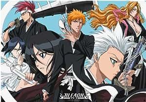 "Poster 'Bleach' - ""Ichigo Group #1"" Roulé Filmé"