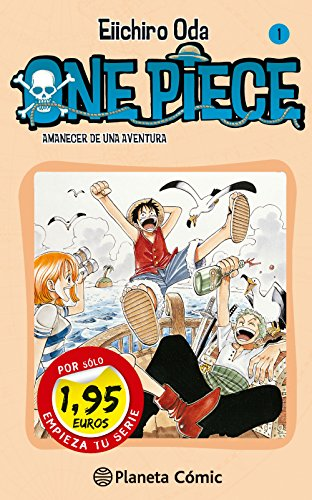Eiichiro Oda, Eiichiro Oda. Manga. EDICIÓN ESPECIAL Y LIMITADA de la primera entrega de One Piece a ¡¡¡¡1,95 euros!!!!. Planeta DeAgostini Cómics te brinda la oportunidad única de unirte a la tripulación pirata del famoso manga creado...