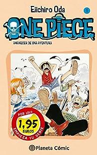 One Piece nº1 especial, edición limitada par Eiichiro Oda