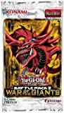 1 x Yu-Gi-Oh - Battle Pack 2 War Of The Giants Booster - 34108