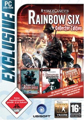 rondomedia Rainbow Six Collector Edition