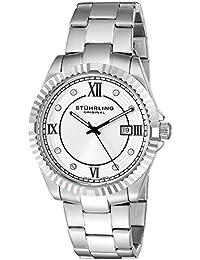 Stührling Reloj 399G.33112 de Señora movimiento de cuarzo con brazalete metálico