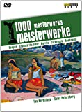 1000 Meisterwerke - Hermitage Saint Petersburg [Alemania] [DVD]