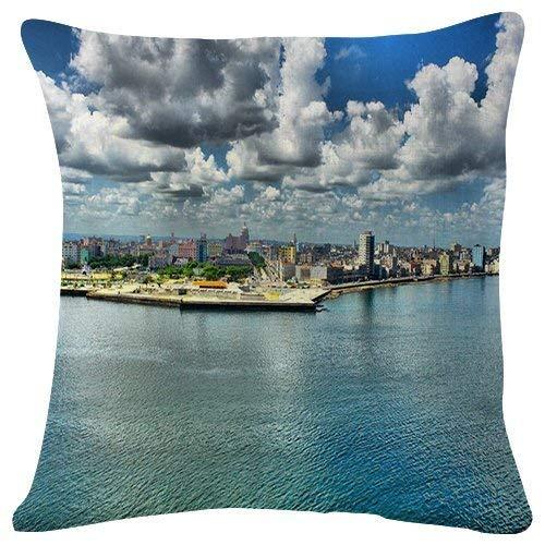 quanzhouxuhuixiefu Statue Liberty - World- #41827 - Plush Cushion Covers Throw Pillowcases Super Soft Fashion Simple Decorative Pillowcases 18x18 inches