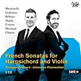 "Afficher ""French sonatas for harpsichord and violin"""