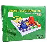 Acecoree Elektrobaukasten für Kinder Elektronik Experimentier-Set mit 335 Experimenten elektrisches Spielzeuge