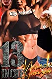 13 Inches of Amazon Muscle: A mighty muscle dominatrix grabs her favorite toy and pleases her two muscular, massive companions! (Wives of the Super Soldier Book 12) (English Edition)