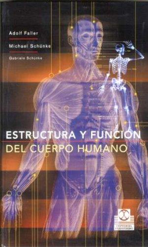 ESTRUCTURA Y FUNCIÓN DEL CUERPO HUMANO (Color) (Medicina) por Adolf Faller