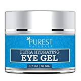 Purest Naturals Anti-Aging Eye Cream For Dark Circles, Puffiness, Wrinkles, Fine Lines & Bags - Best Eye Gel For Under & Around Eyes