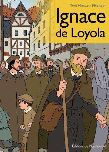 Ignace de Loyola par Toni Matas