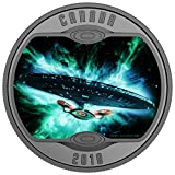 The Great British Coin Hunt Star Trek™ - The Next Generation Silber Beweis Münze, Canada $10