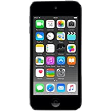 "Apple iPod touch - Reproductor MP4 (4"", 16 GB), color negro"