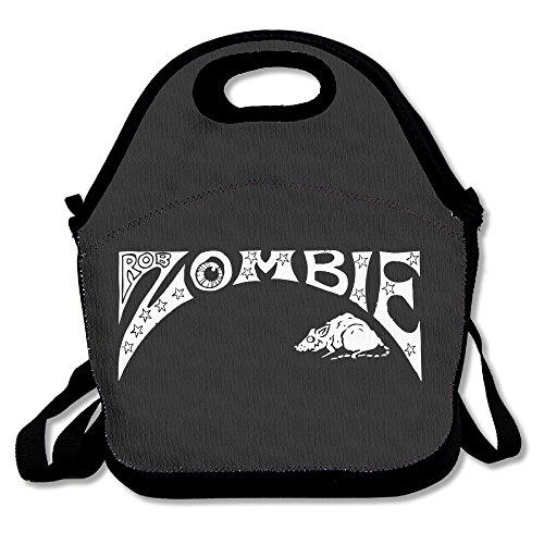 Funny Design-Tasche Rob Zombie Venomous Rat Regeneration Vendor Lunchtasche.