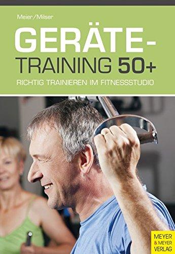Gerätetraining 50+: Richtig trainieren im Fitnessstudio