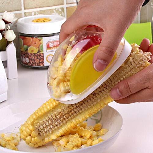 LDCP 3pcs Mais Stripper Cutter Mais Rasierer Schäler Kochen Werkzeuge Küche Cob Remover - Mais Rasierer