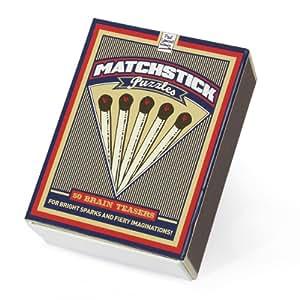 Paul Lamond Matchstick Puzzles