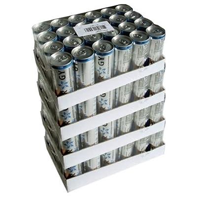 Slammers Energy Drink Sugarfree 96 x 0,25l Dose XXL-Paket (Zuckerfrei, Light)