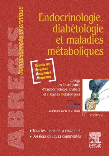 Endocrinologie, diabtologie et maladies mtaboliques