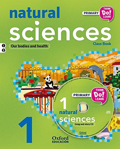 Think Do Learn Natural Science 1º Primaria Libro del Alumno - 9788467383768