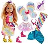 Barbie FJD00 Dreamtopia 3-in-1 Fantasie Chelsea (Blond)