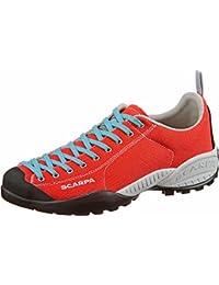 Scarpa Schuhe Mojito Fresh Zapatillas, coral-mineral blue, 42