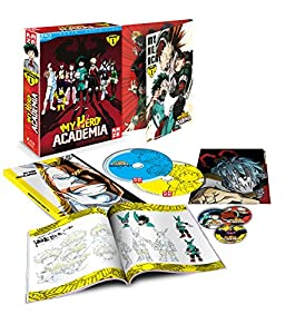 MY HERO ACADEMIA - Intégrale Collector Saison 1 - Bluray [Blu-ray]
