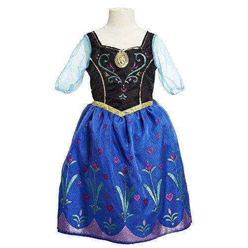 Click for larger image of Disney Frozen Anna Musical Light up Dress