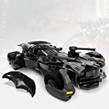 DLC Giocattoli Educativi All'Aperto , Telecomando Fofofs Justice League Batman Toy Batmobile Joker Super Heroes Batman Toy 1:18 Batmobile 2.4G Rc Veicolo Ricaricabile Radiocomandato Regali Di Corse E