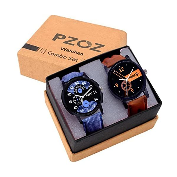 Mens and Boys Watch Analogue Multicolor Dial Exclusive Watches