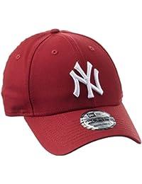 Amazon.it  Rosso - Cappellini da baseball   Cappelli e cappellini ... efd861b4281e