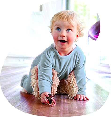 Babymop – Mopa bebé facilitar limpieza hogar. Body