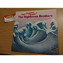 That's righteous, brother! / Vinyl record [Vinyl-LP]