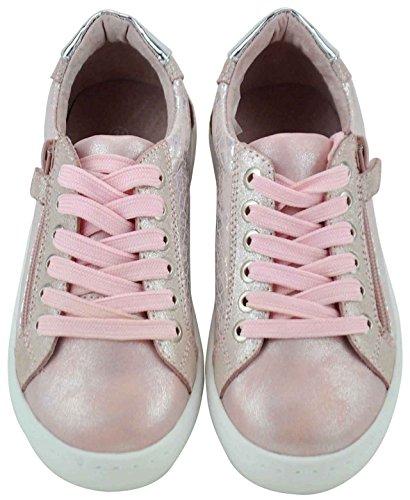 Chetto  17035, Mädchen Sneaker Rosa