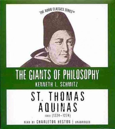 St. Thomas Aquinas (Giants of Philosophy)