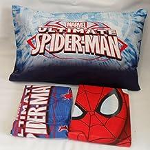 comleto cama Spiderman 1plaza