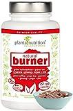 Natürlicher Fatburner in Kapseln hochdosiert zur Stoffwechselkur und zum Abnehmen mit Tabletten schnell und ohne Sport | Das Fettverbrenner Markenprodukt | Diät Pillen im effektiven Fett weg Komplex