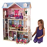 #6: KidKraft My Dreamy Dollhouse with Furniture