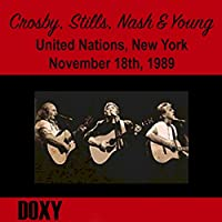 United Nations General Assembly Hall, New York, November 18th, 1989 (Doxy Collection, Remastered, Live on Fm Broadcasting)