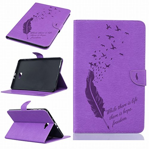 lemorry-samsung-galaxy-tab-a-101-t580-t585-funda-estuches-pluma-repujado-cuero-flip-billetera-bolsa-