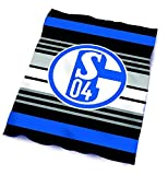 Schalke Coralfleecedecke Home