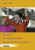 Kreative Bewegungsspiele: Psychomotorische Förderung im Kindergarten