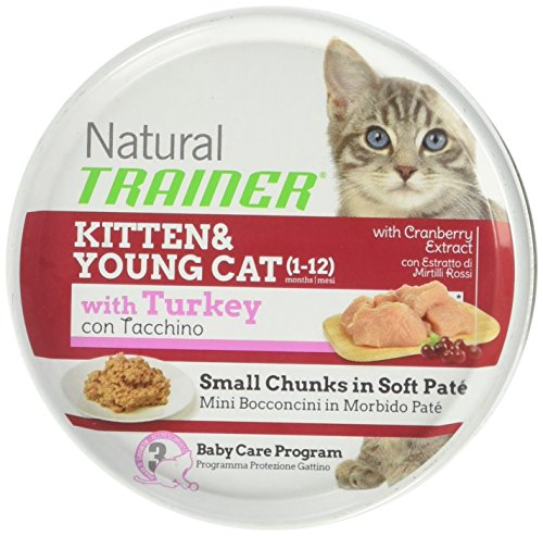 Natural Trainet Cat Kitten&Young Gr 80