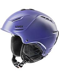 Uvex Unisex Skihelm p1us