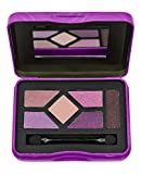 L A Girl Inspiring Eyeshadow Tin, Get Glam and Get Going, 6g