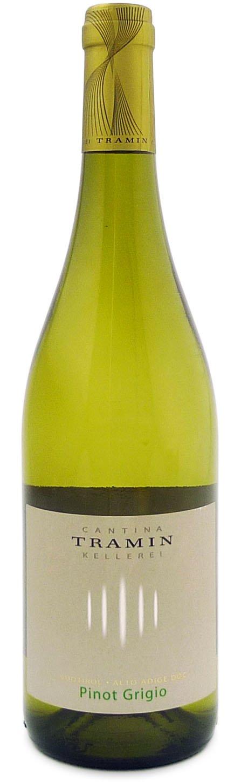 Tramin - Vino Pinot Grigio - 1 Bottiglia da 750 ml